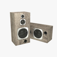 x realistic speakers