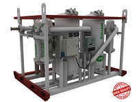desiccant dryers 3d model