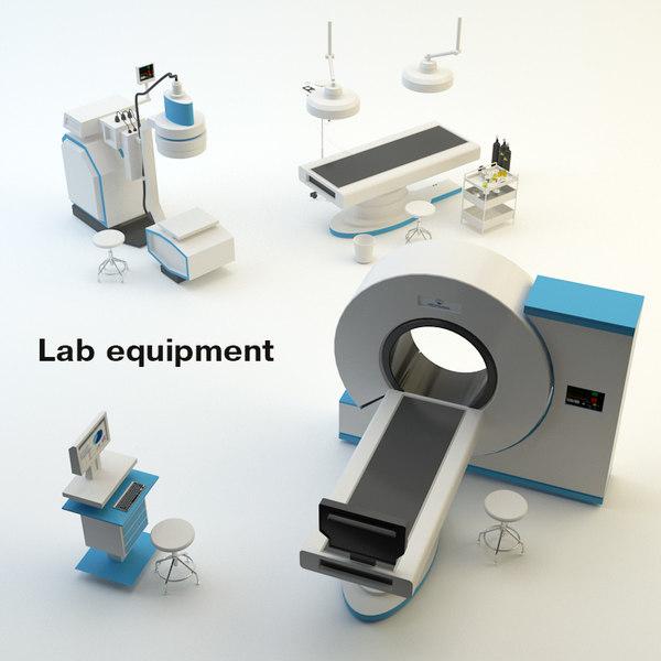 3d lab equipment