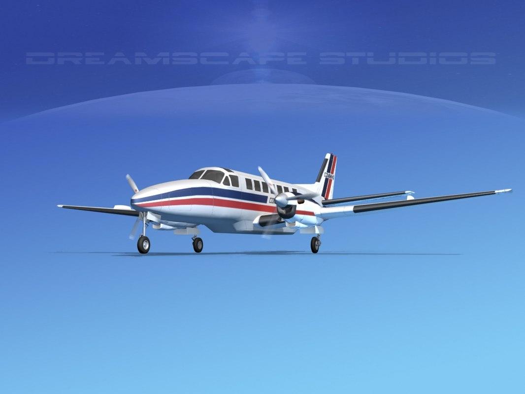beechcraft air 3ds