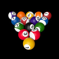 Pool Balls Textures