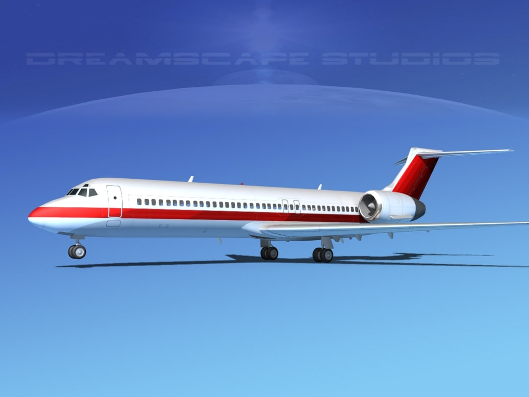dwg turbines boeing 717-200 717s