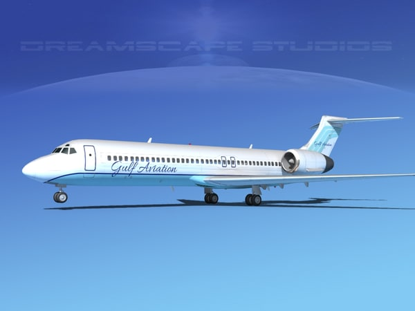 turbines boeing 717-200 717s max