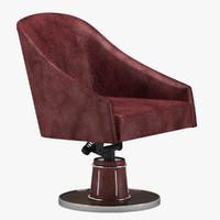 3d chair 62 model