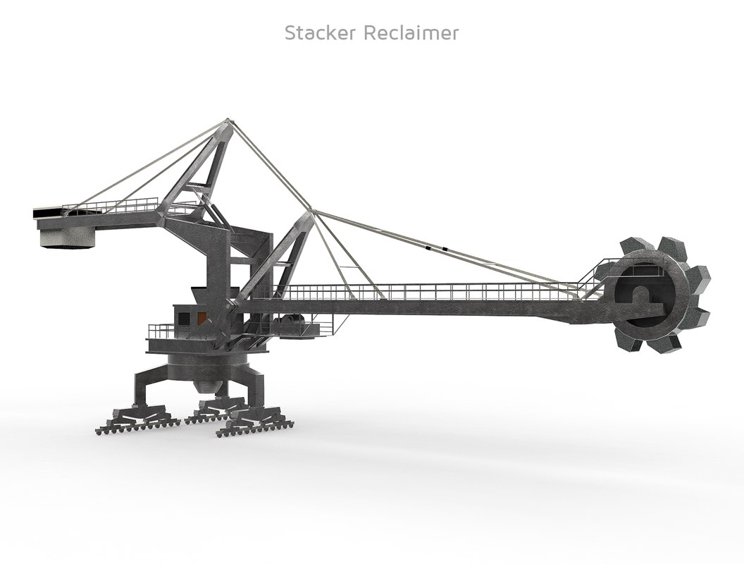 max stacker reclaimer
