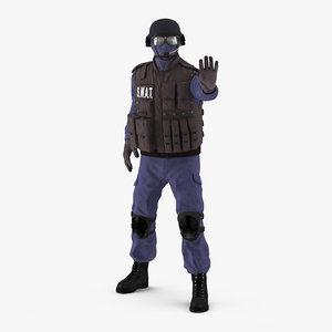 max swat policeman 2 rigged