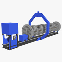 Heat Exchanger Bundle Extractor
