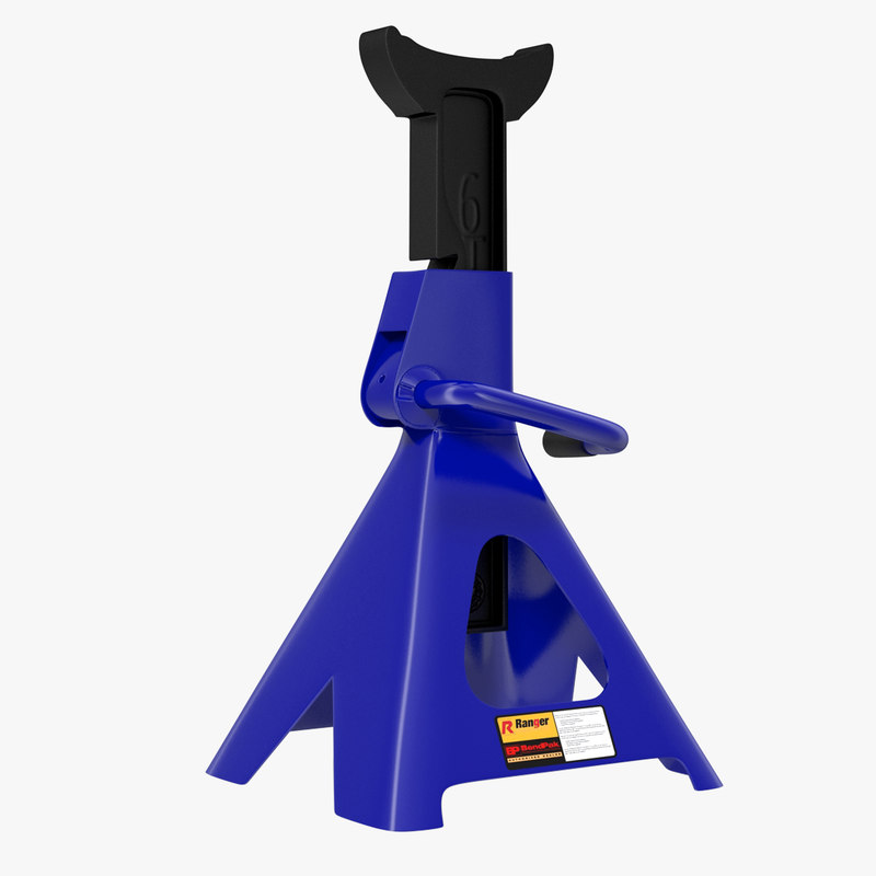 jack stand blue max