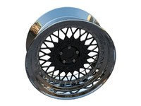 3d max accurately wheel hre 501
