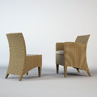 Chair & Armchair Royal Botania