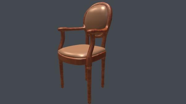 3d wooden sit