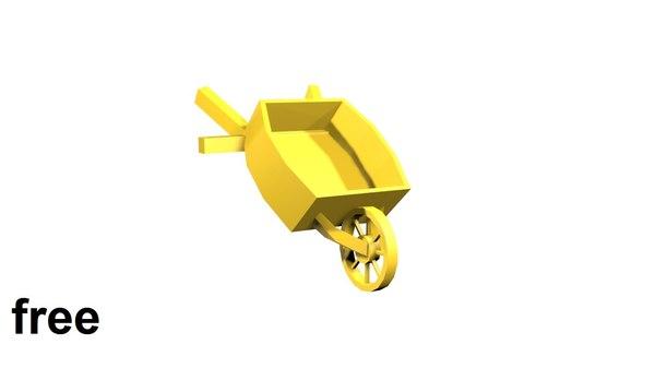 age 2 wheelbarrow max free