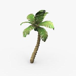 cute palm fbx
