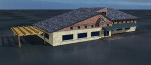 lwo bistro restaurant building