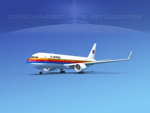 airlines boeing 767 767-300 max