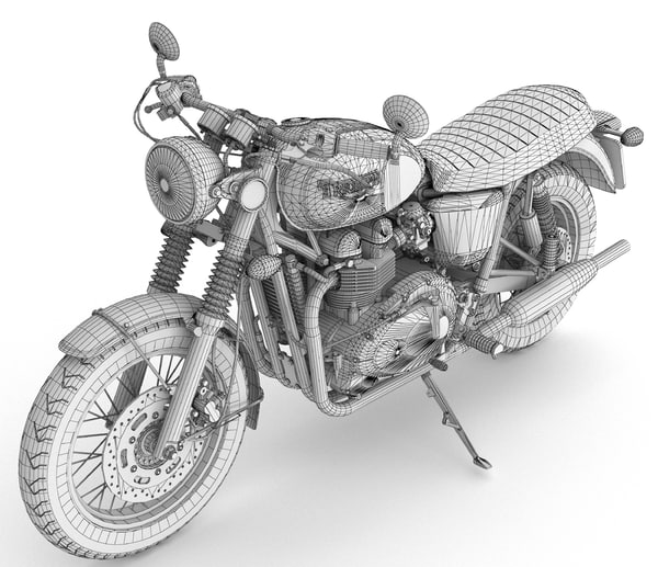 max triumph bonneville level details