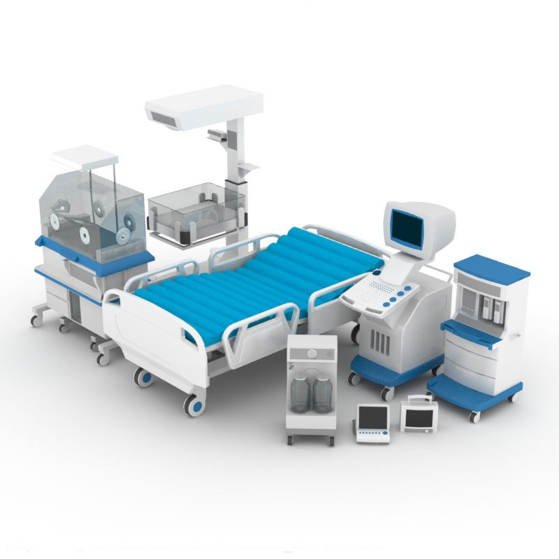 medical equipment obj