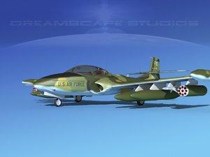 cessna a-37 dragonfly 3d 3ds