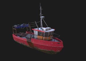fishing boat x