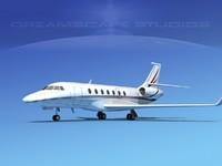 turbines falcon dassault 2000 3d 3ds