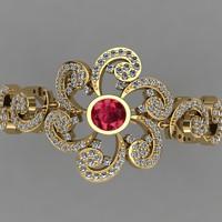 bracelet 3d model