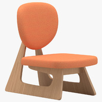 chair 68 3d model