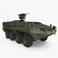 Interim Armored Vehicle Stryker M1126