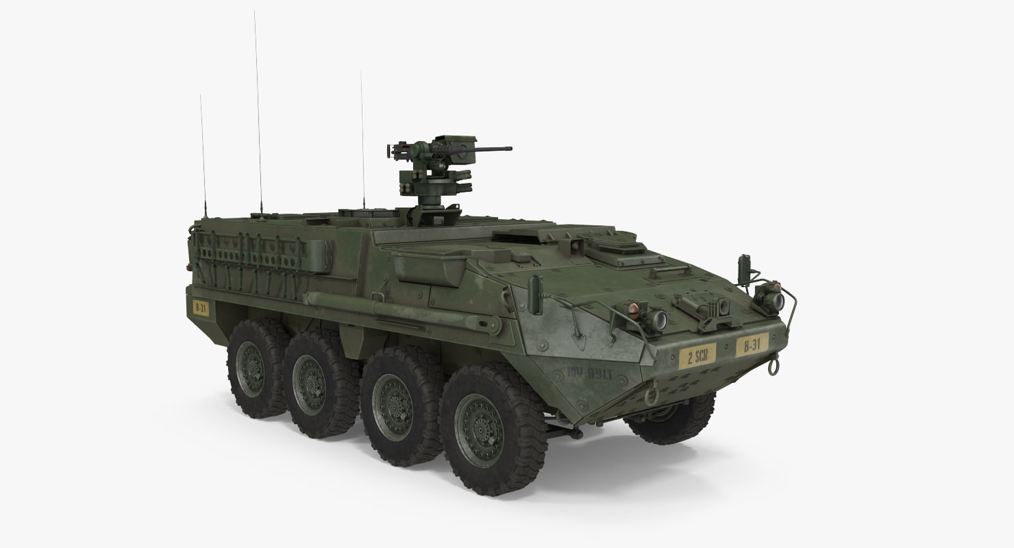 interim armored vehicle stryker 3ds