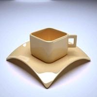 3d max cup