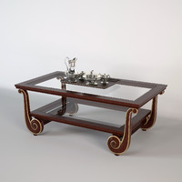 Ceppi Style Coffee Table