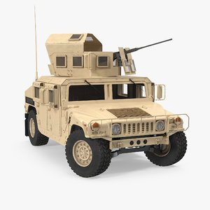max humvee m1151 enhanced armament