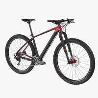MTB Hardtail Bicycle Cube Reaction GTC SLT 2016