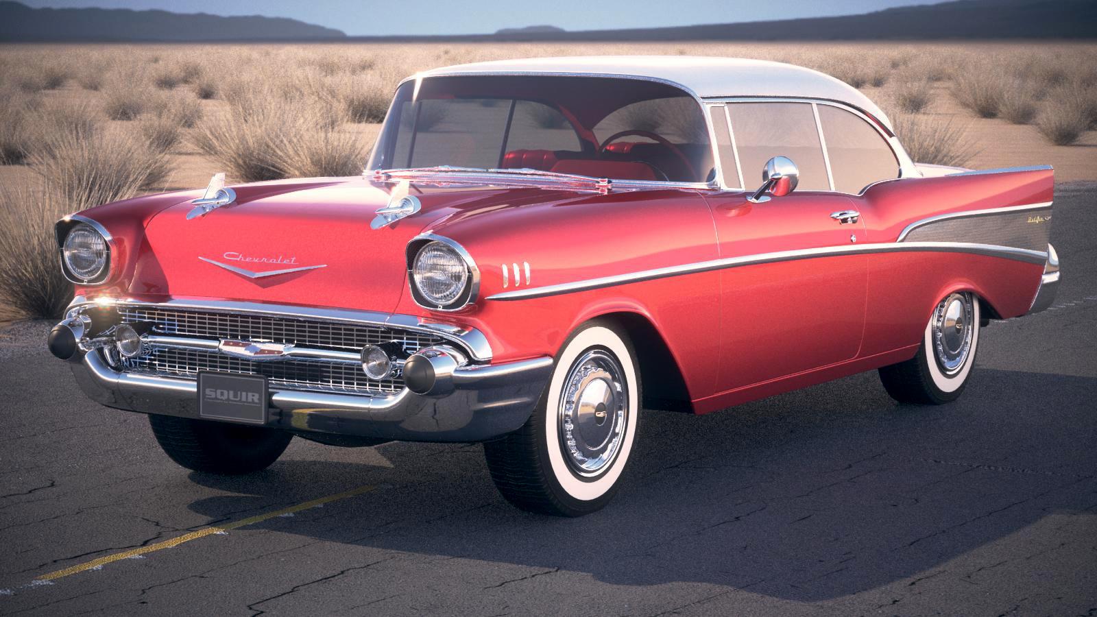 Chevrolet Bel Air >> Chevrolet Bel Air Hardtop Coupe 1957