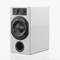Adam Audio ARTist Sub Gloss White