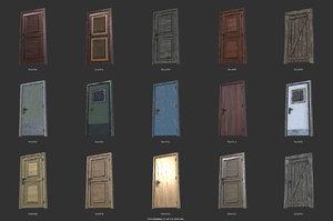 x door set