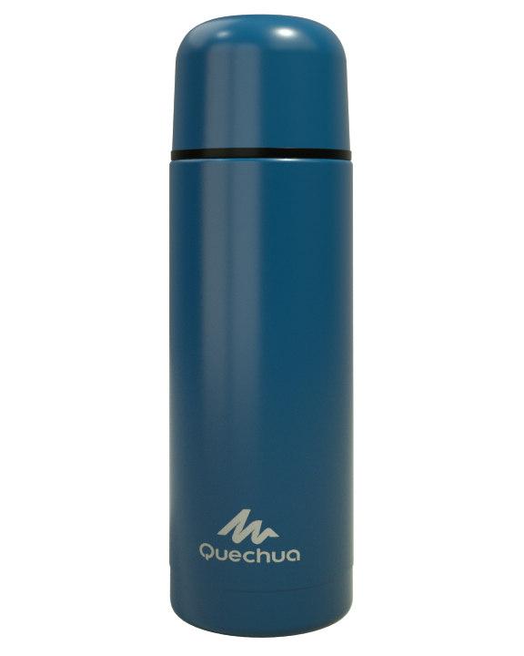 3d quechua bottle
