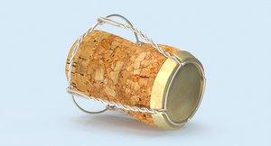 max champagne cork
