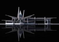 guggenheim museum helsinki architectural 3d model