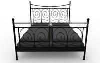 3d bed ikea