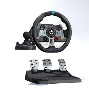 g29 controller max
