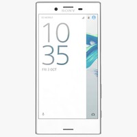 3d sony xperia x compact