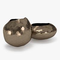 metal vases max