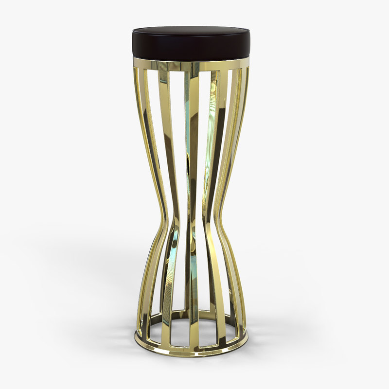 3d stool design
