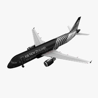 Airbus A320 Air New Zealand