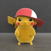 pikachu max