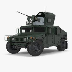 x humvee m1151 enhanced armament