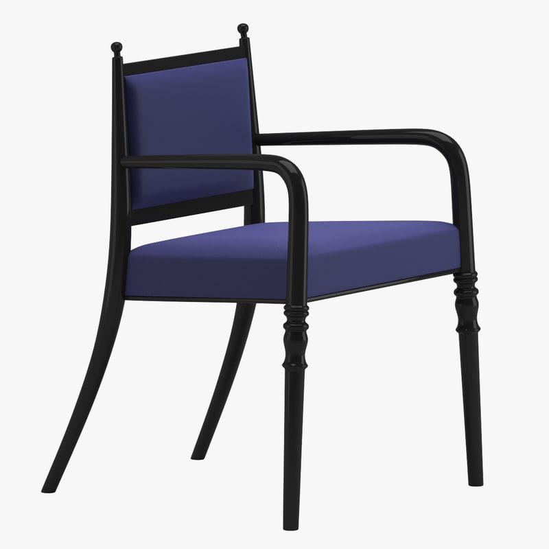 chair 73 3d model