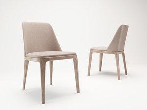max corona poliform chairs grace