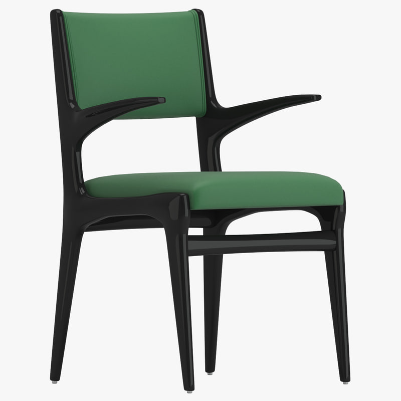 chair 75 obj