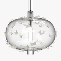 lladro lamp butterfly max